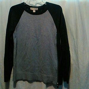 Michael kors sweater#zipper